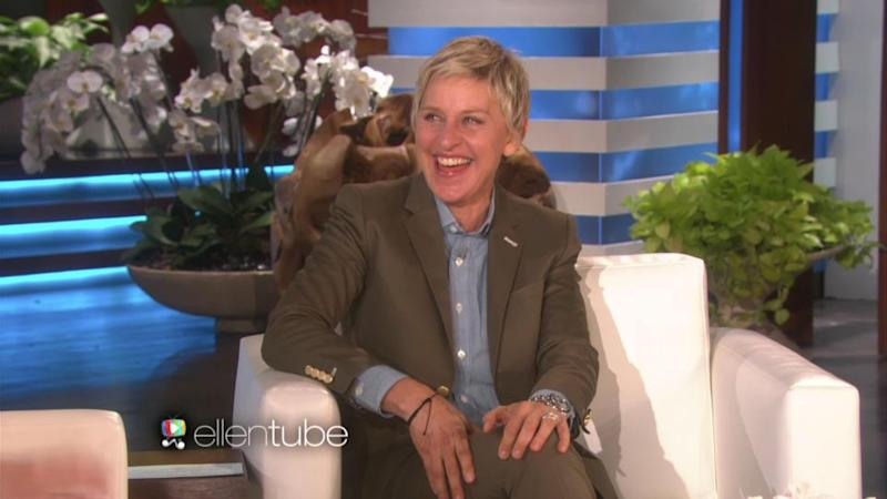 She really is the queen of pranking. Source: YouTube / The Ellen Show