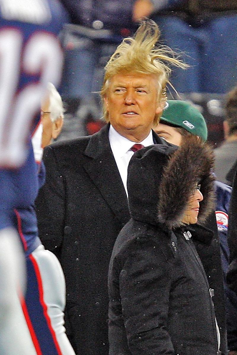 Losing to wind in the presence of Tom Brady.