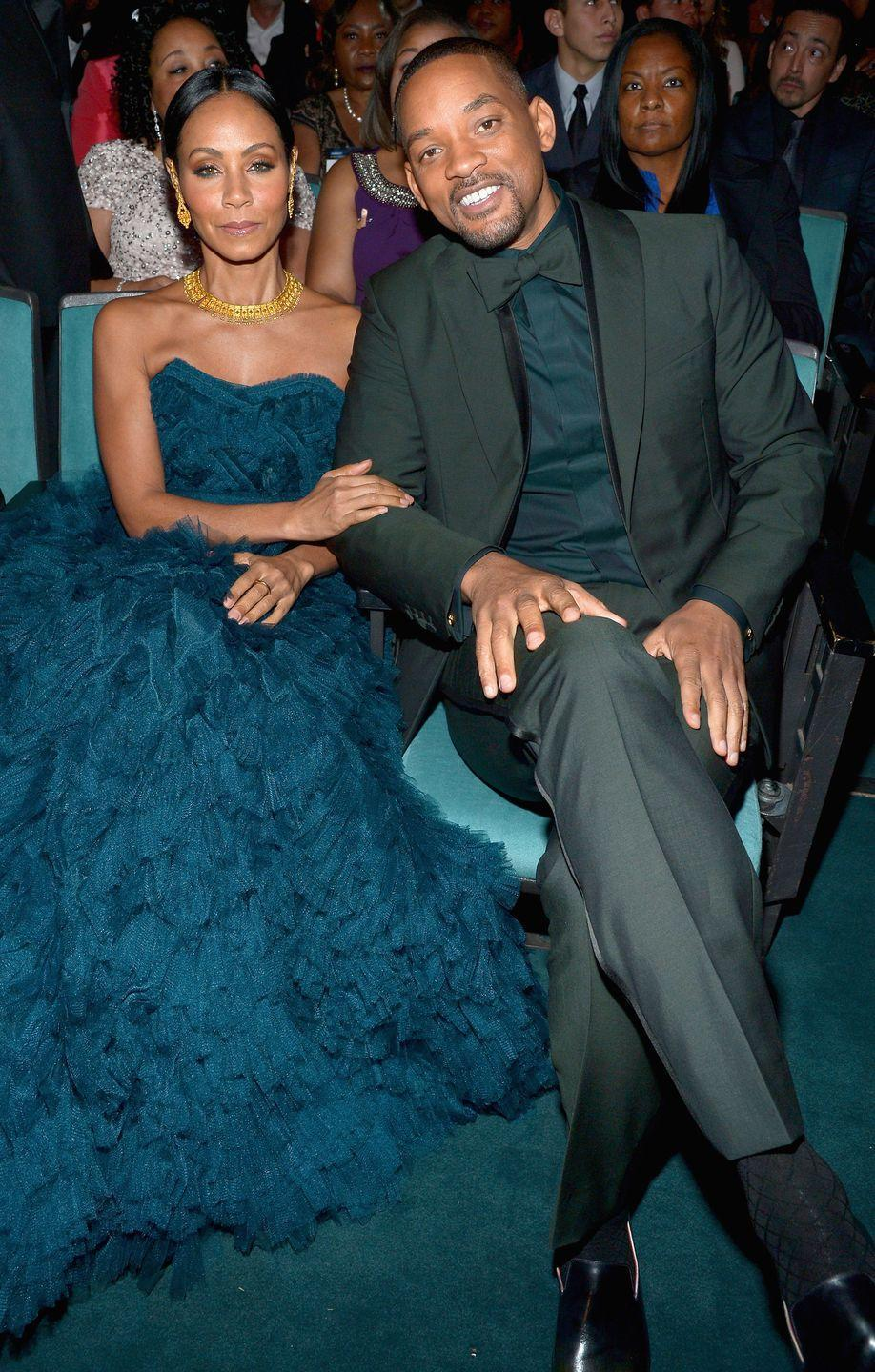"""<p><a href=""""https://www.goodhousekeeping.com/life/relationships/news/a47515/will-smith-and-jada-pinkett-smith-anniversary/"""" rel=""""nofollow noopener"""" target=""""_blank"""" data-ylk=""""slk:Will Smith and Jada Pinkett Smith"""" class=""""link rapid-noclick-resp"""">Will Smith and Jada Pinkett Smith</a> were two of the actors who didn't attend the 2016 ceremony because they felt there was <a href=""""https://www.usatoday.com/story/life/movies/2016/02/02/oscars-academy-award-nominations-diversity/79645542/"""" rel=""""nofollow noopener"""" target=""""_blank"""" data-ylk=""""slk:a lack of diversity in the nominations"""" class=""""link rapid-noclick-resp"""">a lack of diversity in the nominations</a> — <span class=""""redactor-invisible-space"""">all 20 actors nominated in the lead and supporting acting categories were white</span>. The hashtag <a href=""""https://twitter.com/hashtag/OscarsSoWhite?src=hash"""" rel=""""nofollow noopener"""" target=""""_blank"""" data-ylk=""""slk:#OscarsSoWhite"""" class=""""link rapid-noclick-resp"""">#OscarsSoWhite</a> began trending and many celebrities and fans started calling on the Academy to become more diverse.</p><p><strong>RELATED:</strong> <a href=""""https://www.goodhousekeeping.com/life/relationships/news/a47515/will-smith-and-jada-pinkett-smith-anniversary/"""" rel=""""nofollow noopener"""" target=""""_blank"""" data-ylk=""""slk:Will Smith Shares How He Keeps His 20-Year Marriage Strong"""" class=""""link rapid-noclick-resp"""">Will Smith Shares How He Keeps His 20-Year Marriage Strong</a></p>"""