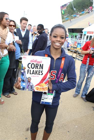 Far greater fame and riches are already assured for some of the Olympics' biggest names. 