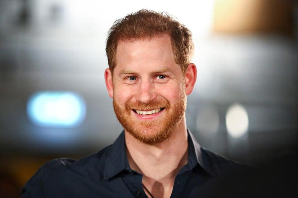 The Duke of Sussex spoke at the virtual event (Hannah McKay/PA) (PA Archive)