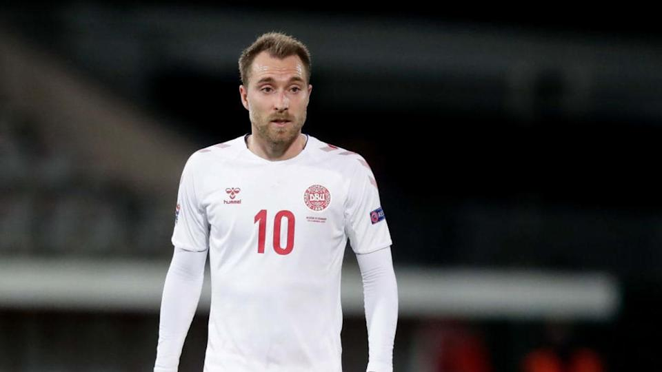 Christian Eriksen   Soccrates Images/Getty Images