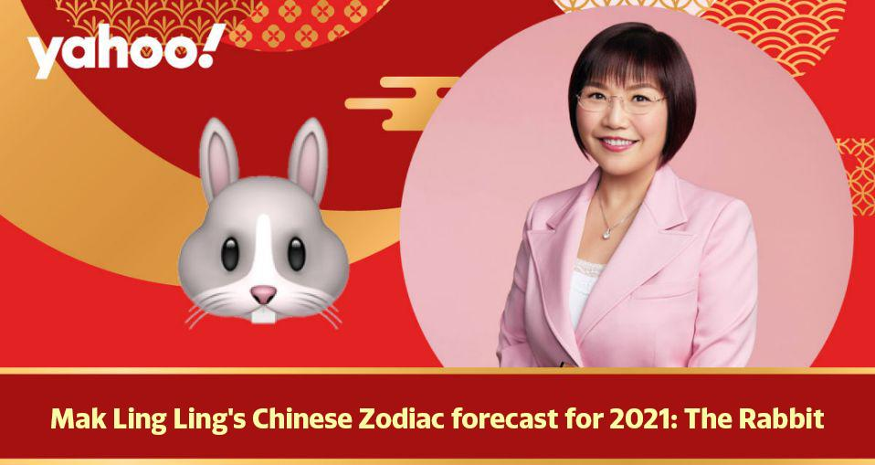 Mak Ling Ling's Chinese Zodiac forecast for 2021: The Rabbit