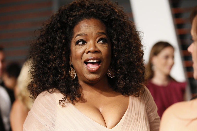Oprah Winfrey | Photo Credits: Corbis.