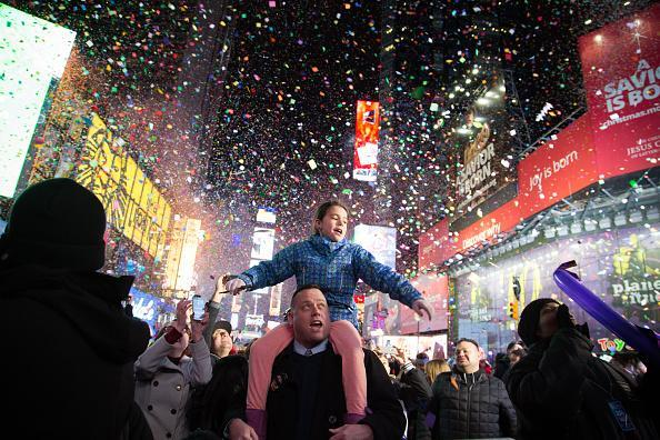 Times Square, New York City (Photo by Louise Wateridge/Pacific Press/LightRocket via Getty Images)