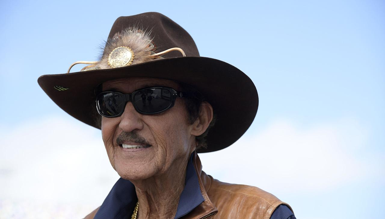 Richard Petty Shares His Philosophy on Becoming the Ruling Monarch of Motorsport