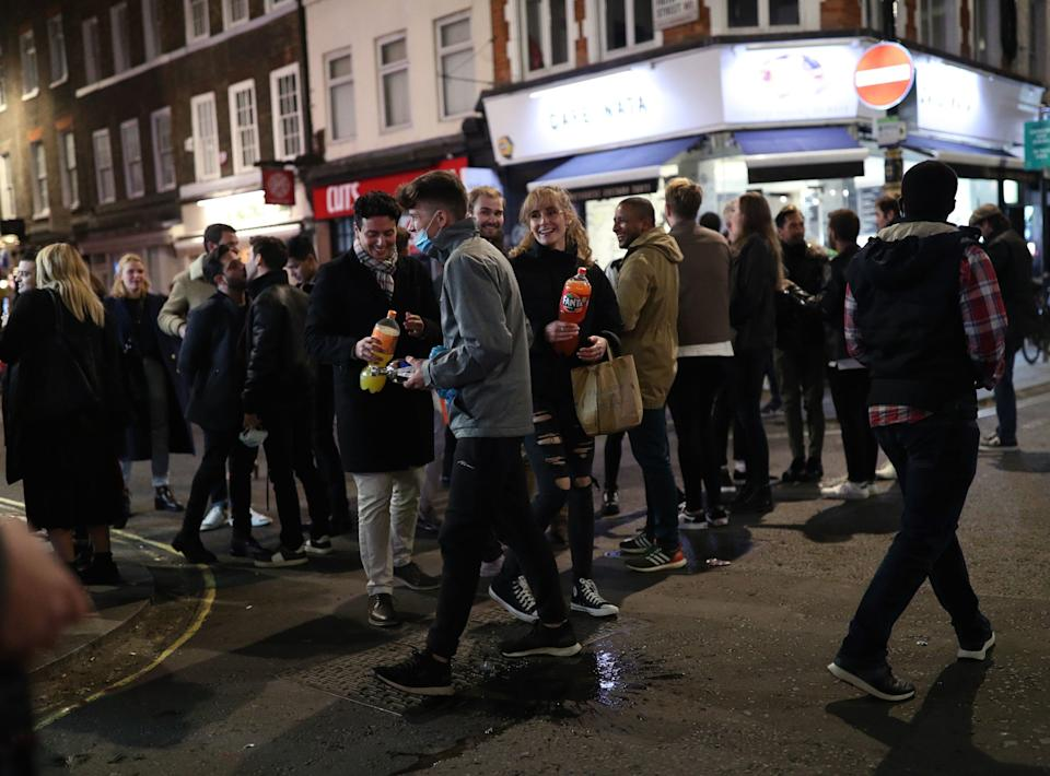 The 10pm curfew is fatally flawed, and lets an unsupervised mass out onto the streets