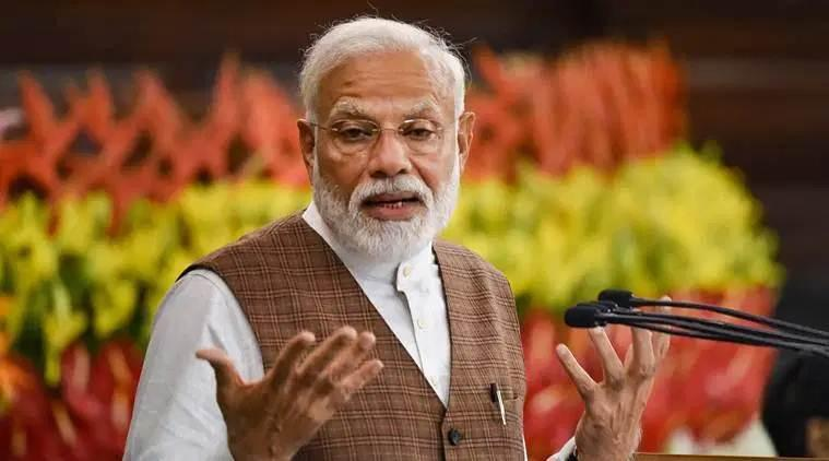 PM Modi interacts with top cops, lays stress on internal security