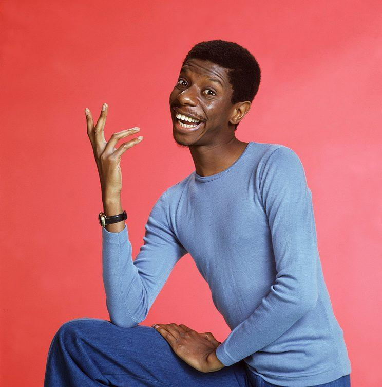 Jimmie Walker as J.J. Evans in CBS's Good Times. (Photo Credit: CBS Photo Archive/Getty Images)