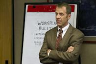 <p>Paul, who was the <em>The Office</em>'s writer, director, and producer, played Toby Flenderson, the HR rep at Dunder Mifflin. He was also the bane of Michael's existence. <br></p>