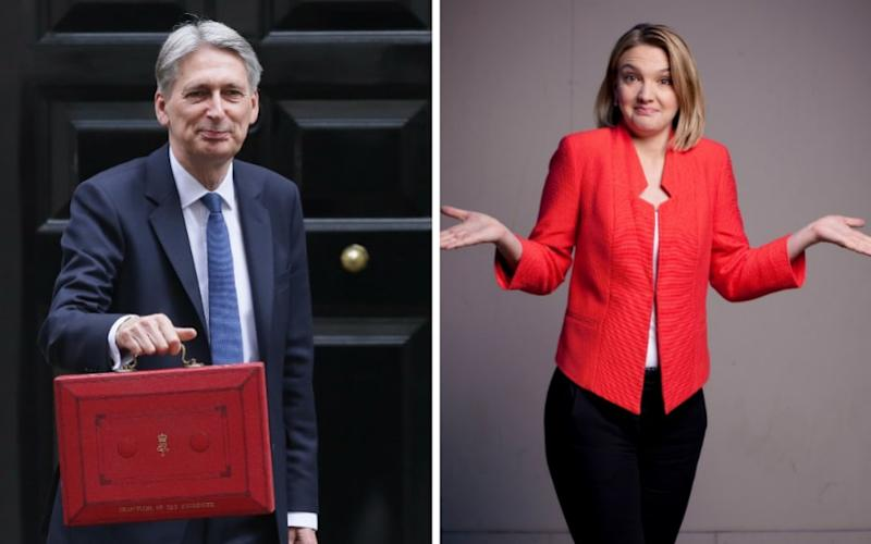 Philip Hammond's aides include former Sky News reporter Poppy Trowbridge