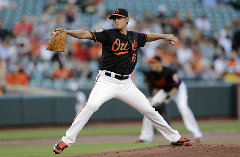 Orioles fall to Athletics 4-3 in 11 innings