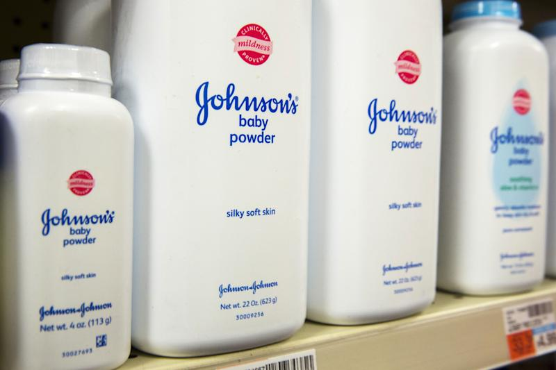 J&J ordered to pay $4.14 billion in talc cancer case