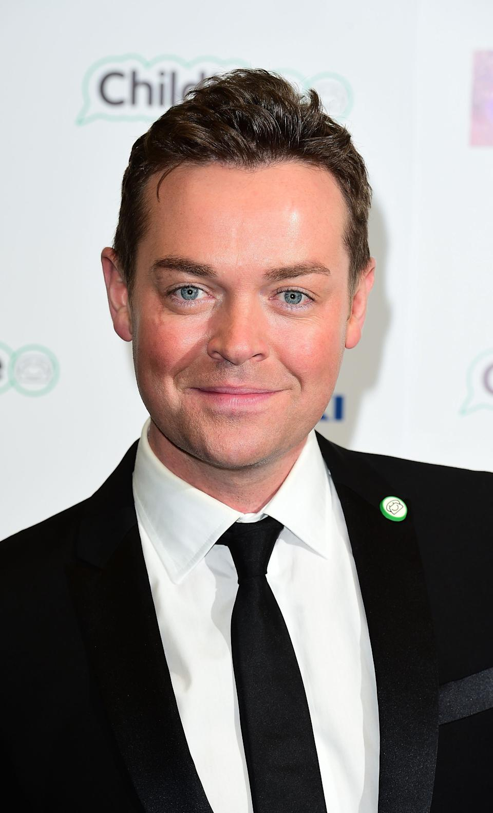 Stephen Mulhern attending Ant & Dec's Saturday Night Takeaway Childline Ball at Old Billingsgate in London.
