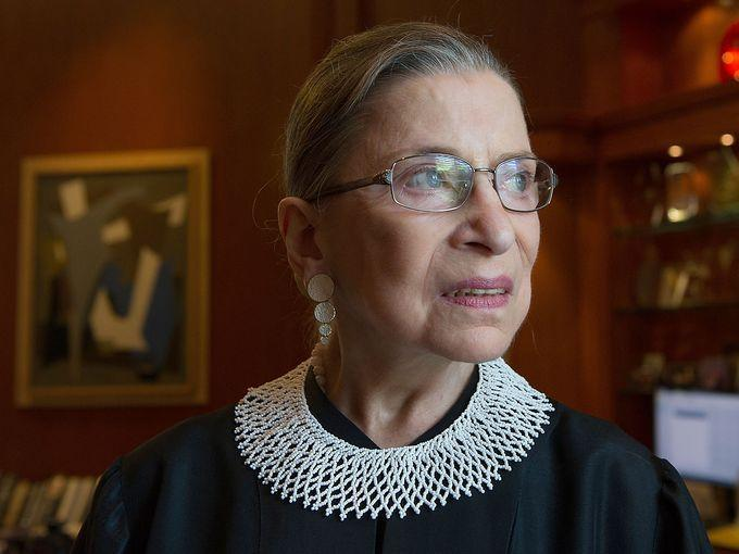 Exclusive: Ruth Bader Ginsburg on Hobby Lobby Dissent