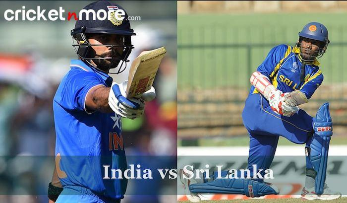 <p><span><em>August 17 (CRICKETNMORE) - After a clean sweep in test series, Virat Kohli will aiming for the similar result in the 5 match ODI series against Sri Lanka starting from Sunday. Check out complete schedule and squads for the ODI series below:</em></span></p>