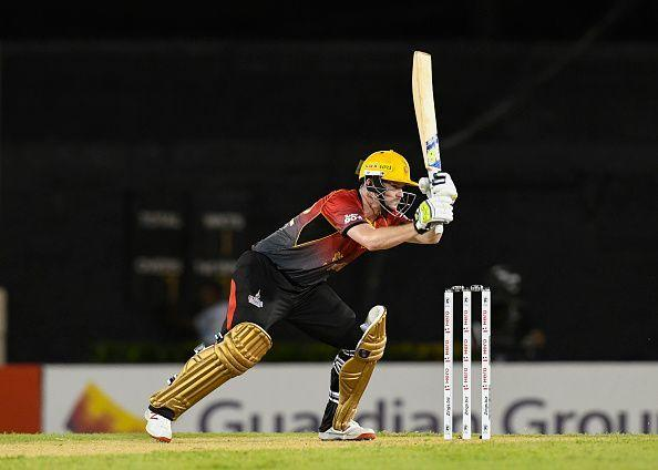 2017 Hero Caribbean Premier League - St Lucia Stars v Trinbago Knight Riders