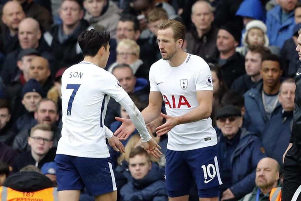 Deal me in: A new contract for Tottenham star Harry Kane is in the offing