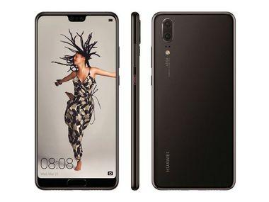 Huawei P20 leaks might come with a notch on top. @evleaks