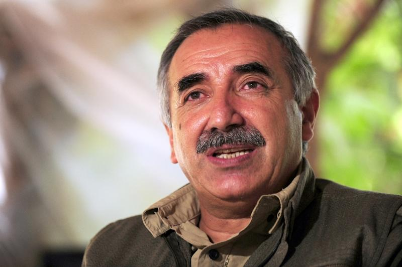 Murat Karayilan, shown here, and Cemil Bayik are seen as the de facto leaders of the PKK on the ground following the capture by Turkey of its founder and leader Abdullah Ocalan in 1999