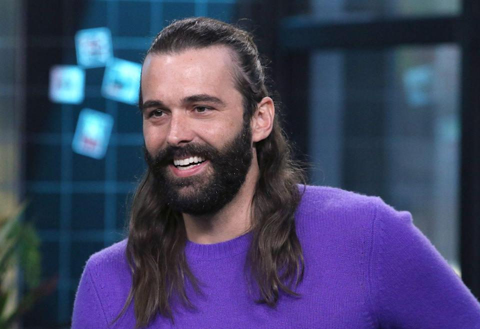 """<p>The <em>Queer Eye</em> star <a href=""""https://twitter.com/jvn/status/1311126825318469638"""" rel=""""nofollow noopener"""" target=""""_blank"""" data-ylk=""""slk:confirmed on Twitter"""" class=""""link rapid-noclick-resp"""">confirmed on Twitter</a> that he planned to vote for Biden this election: """"This choice is clear. So clear. Go Biden,"""" he wrote. </p>"""