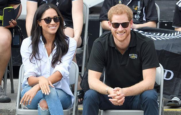 Meghan starred in the movie before meeting boyfriend Prince Harry. Source: Getty