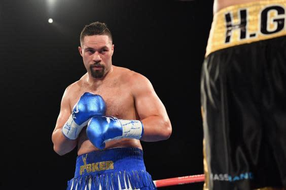 Joseph Parker has been forced to withdraw (Getty)