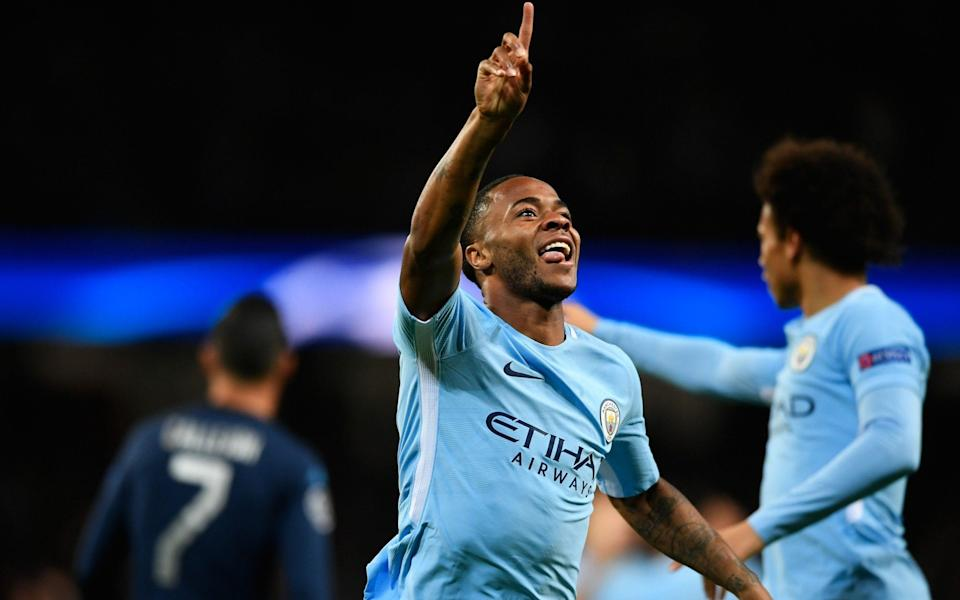 Raheem Sterling has scored in all five of his home games this year (Everton, Crystal Palace, Shakhtar, Stoke and Napoli.