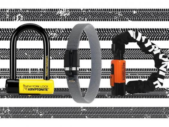 Don't forget to invest in a sturdy bike lock to protect your new machine (iStock/ The Independent)