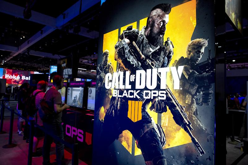 Activision's Biggest Launch Yet May Revive Its Ailing Stock