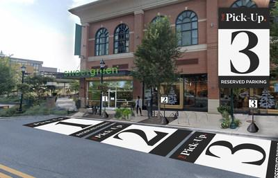 Rendering of The Pick-Up at Pike & Rose, North Bethesda, MD