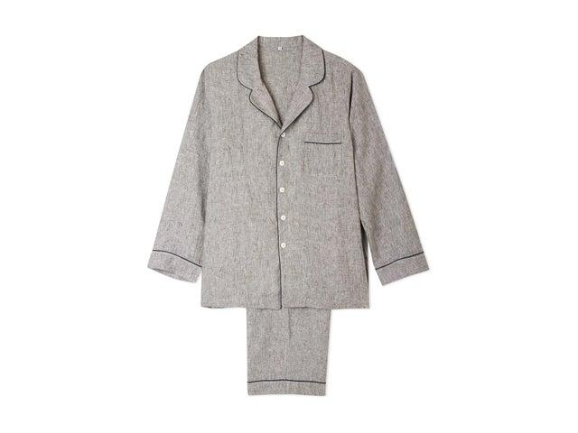 <p>These are luxury men's pjs with some style twists</p>Piglet