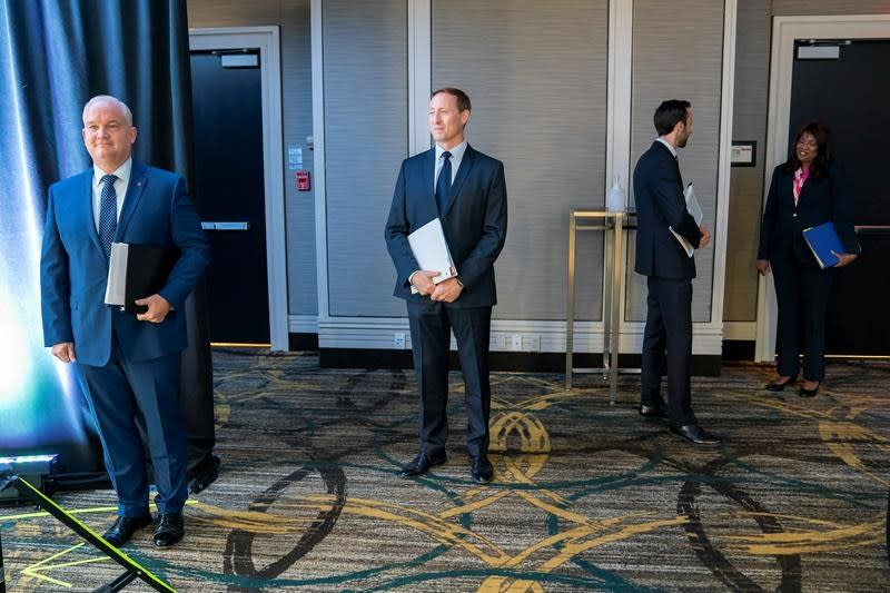 A quick look at the four federal Conservative leadership candidates