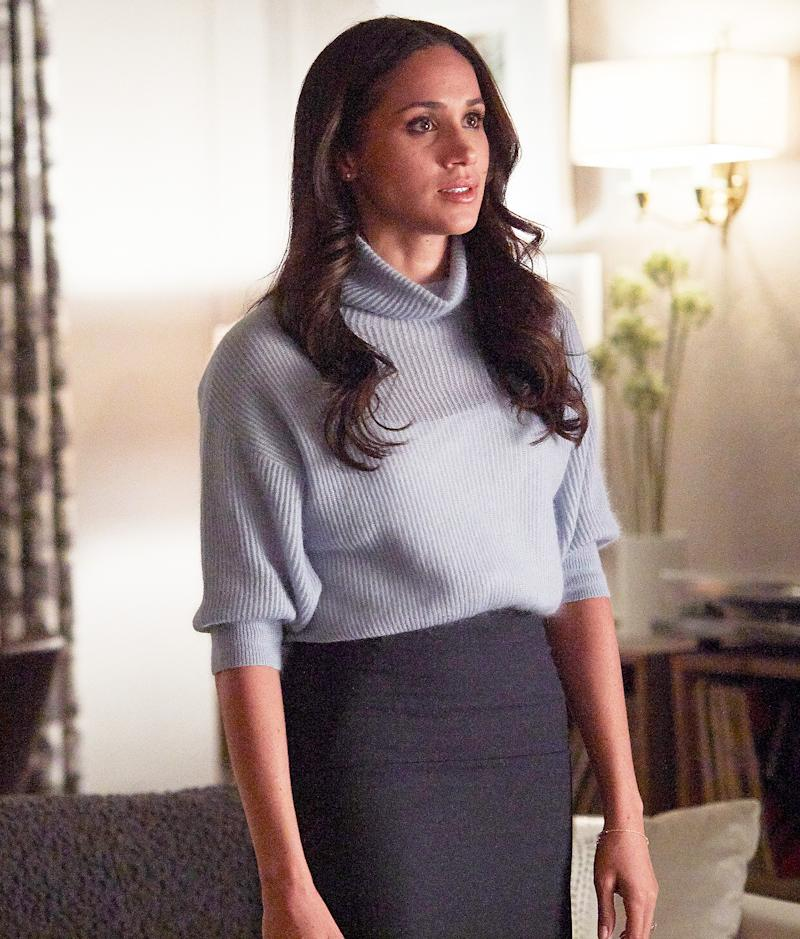 Meghan Markle Officially Leaving Suits After Season 7