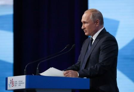 Putin slams Italy's arrest of Russian executive at U.S. request