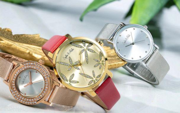 PHOTO: Ideal Fashions wristwatches (Courtesy Ideal Fashions)