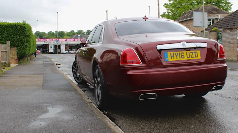 Rolls-Royce Ghost (2010) review