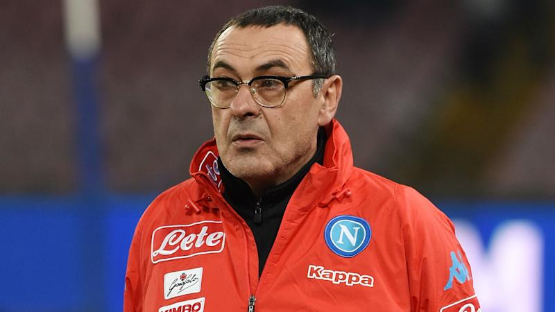 Sarri not sorry: Napoli boss responds after De Laurentiis slams performance
