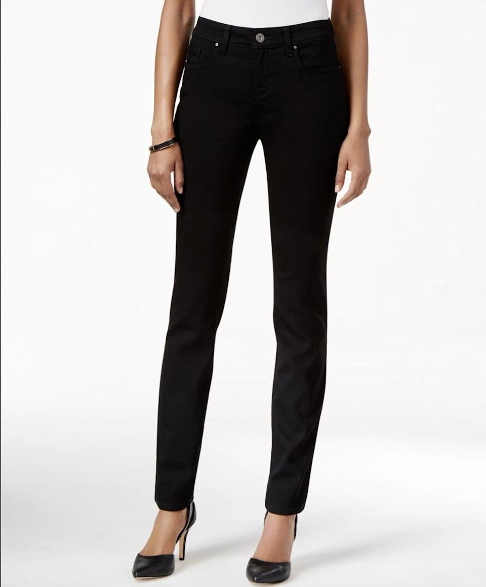 <p><span>Style &amp; Co Curvy-Fit Skinny Jeans</span> ($23, originally $49 (with code FOURTH))</p>