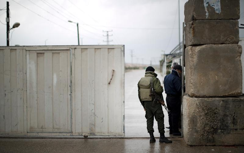Israel Recloses Border Crossing with Northern Gaza
