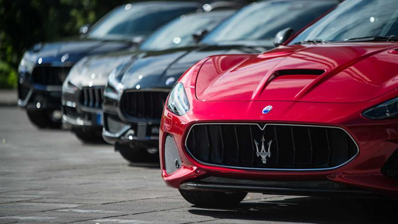 Made in Motor Valley, Maserati