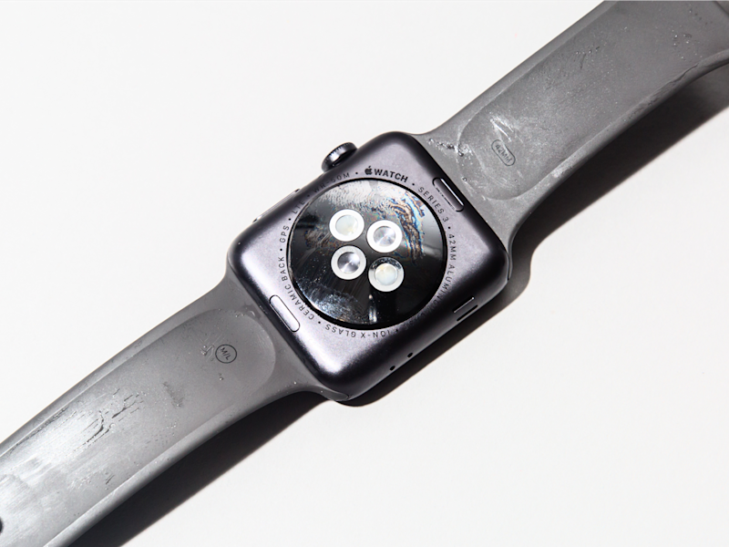 Apple Registers Six New Apple Watch Models With the EEC