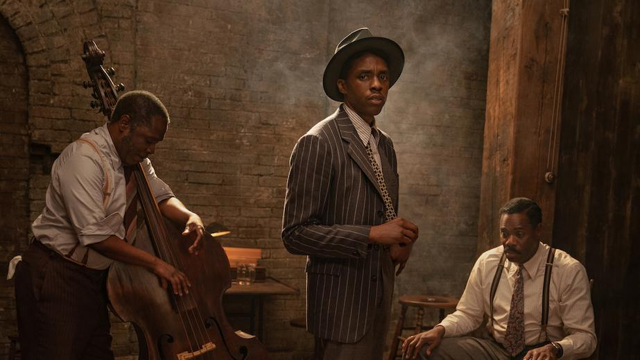 Ma Rainey's Black Bottom will stream on Netflix later this month. (Photo: Netflix)