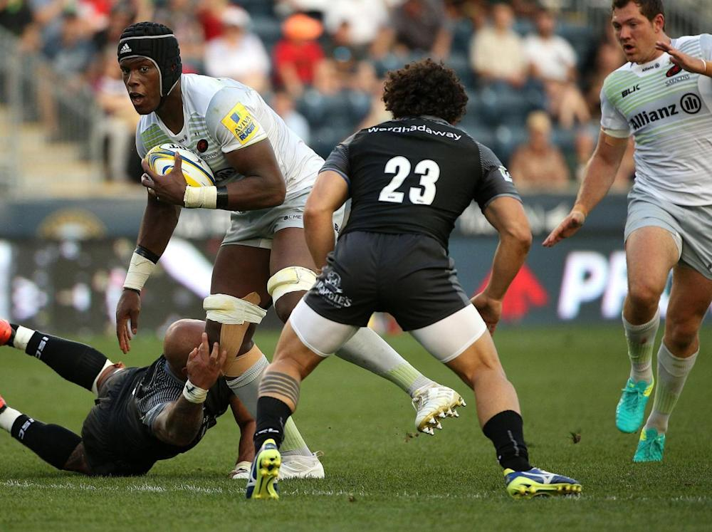 Saracens were victorious in Philadelphia (Getty)
