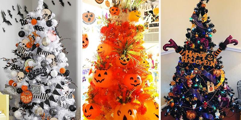 Christmas Halloween.Can T Wait Until Christmas People Are Already Decorating