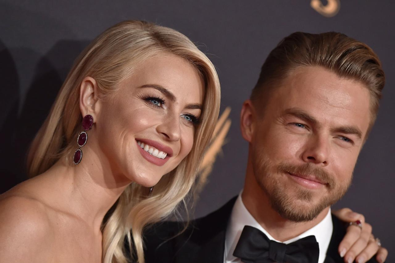 <p>Sister-brother duo Julianne Hough and Derek Hough host this hour-long holiday special, which includes guest performances, comedy sketches, and new takes on several holiday classics. </p> <p><strong>When it's available:</strong> Dec. 17</p>