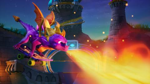 Do You Smell Barbecue?! Spyro Reignited Trilogy Glides over to Nintendo Switch™ and PC (via Steam) This Summer!