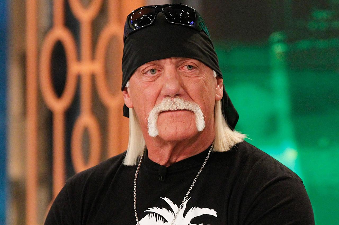 "While en route to Saudi Arabia for the Crown Jewel wrestling event, the WWE legend's plane <a href=""https://people.com/sports/hulk-hogan-survives-plane-landing-in-iceland/"">made an emergency landing</a> in Iceland on Oct. 29, 2019, that ""blew out the tires"" and melted the brakes, according to Hogan.   ""All right, guys, we are here in Iceland, and there's our plane. We just had a really hard landing,"" Hogan said in a video obtained by TMZ. Luckily, Hogan and fellow WWE star Jimmy Hart didn't have to wait long to get on their way — while they were waiting to change planes, they ran into a friend who offered to take them to their destination on his own plane.   ""He's gonna be graceful enough to let us climb on board and continue the journey … we're gonna make it,"" Hogan said."