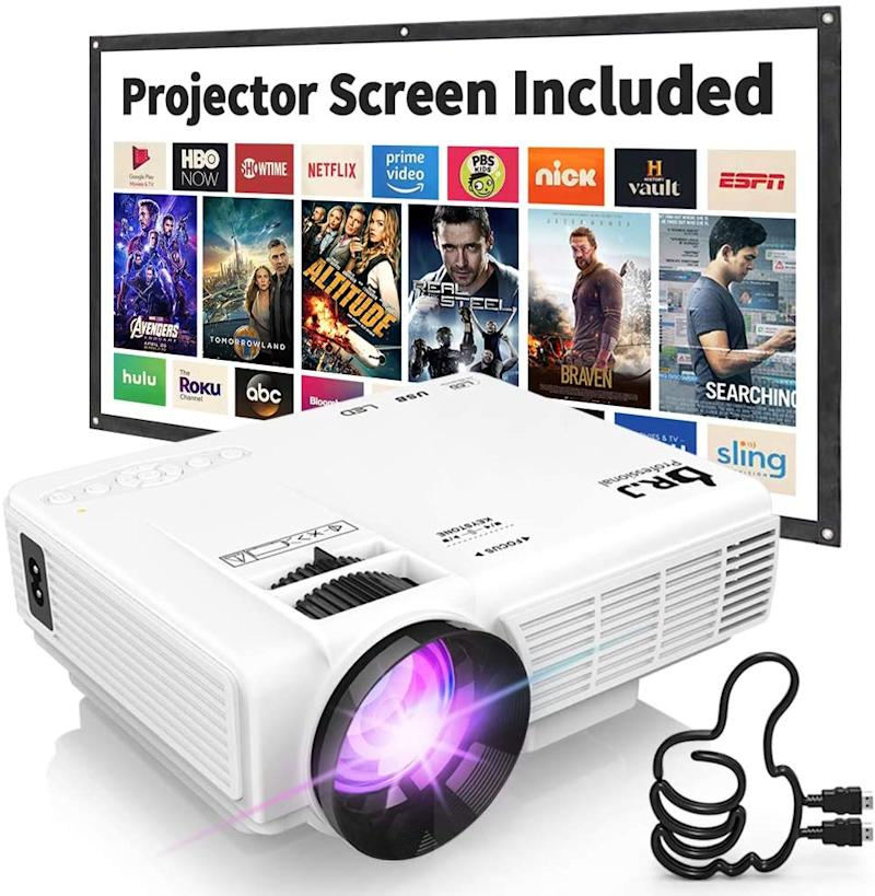 DR. J Professional Video Projector