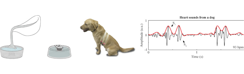 The gadget could help bomb sniffing dogs do their jobs (Imperial)